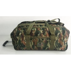 ARMYRACE  90lt ROLLING TRAVEL BAG CAMO