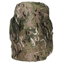 GB MTP CAMO COVER FOR BACKPACKS USED BIG