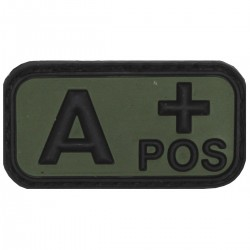 BLOOD TYPE PATCH   Α+   (PVC OD)