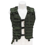 DUTCH ARMY TACTICAL VEST OD used