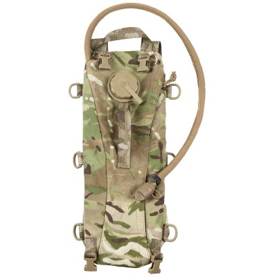 GB MTP CAMO HYDRATION SYSTEM used WITH 3LT like new BLADDER