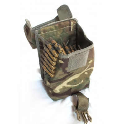 GB MTP CAMO LMG 100 ROUNDS POUCH