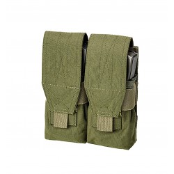 DEFCON 5 DOUBLE MAGAZINE POUCH FOR 4 MAGAZINE 5.56 / 2X MAGS 7.62 G3