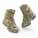 DEFCON 5 TACTICAL APPROACH BOOTS MULTICAMO