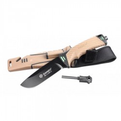 GANZO SURVIVAL KNIFE COYOTE