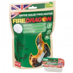 FIREDRAGON Safer Solid Firelighter 6pcs