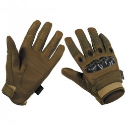 MFH MISSION Tactical Gloves Coyote