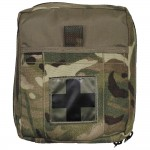 GB MTP CAMO A' AID POUCH LIKE NEW