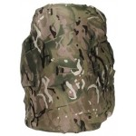 GB MTP CAMO COVER FOR BACKPACKS USED SMALL