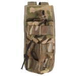 GB MTP CAMO 1 x 5.56mm  OPEN  MAGAZINE POUCH USED