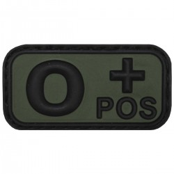 BLOOD PATCH   O+   (PVC OD)