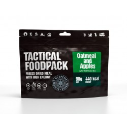 TACTICAL FOODPACK Oatmeal and Apples