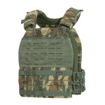 PENTAGON MILON PLATE CARRIER GR CAMO